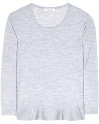 Dorothee Schumacher - Galactic Romance Wool Sweater - Lyst