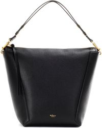 Mulberry - Camden Small Classic Leather Shopper - Lyst