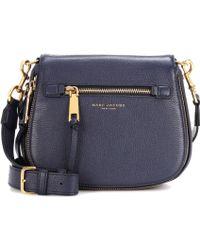 Marc Jacobs Recruit Small Nomad Shoulder Bag - Blue