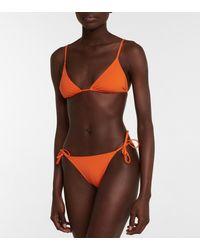 Eres Bikini-Höschen Malou - Orange