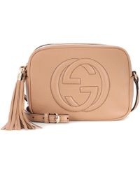 c7d988833b1a Gucci - Soho Disco Leather Shoulder Bag - Lyst