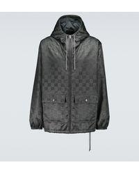 Gucci Jacke Off The Grid - Grau