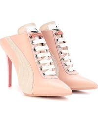 Lyst - PUMA Creeper Bandana Sandal in Pink eceaa7ecb