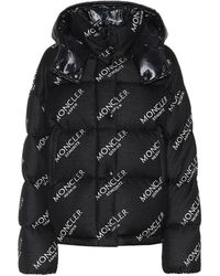 Moncler Exclusive To Mytheresa – Caille Puffer Jacket - Black