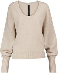 Petar Petrov Nada Cashmere Sweater - Natural