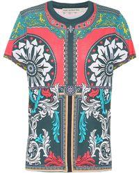 Mary Katrantzou - Printed T-shirt - Lyst