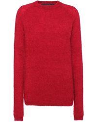 Haider Ackermann - Mohair-blend Sweater - Lyst