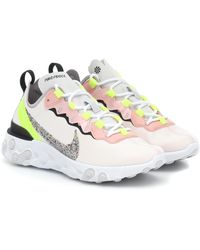 Nike Sneakers React Element 55 - Pink