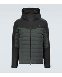 Kjus Bi-fabric Jacket - Multicolour