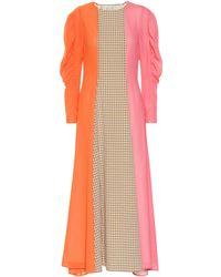 Rejina Pyo Renee Crêpe Dress - Multicolour