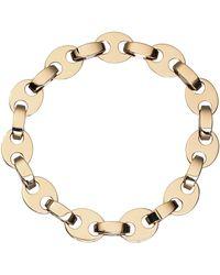 Paco Rabanne Brass Necklace - Multicolour