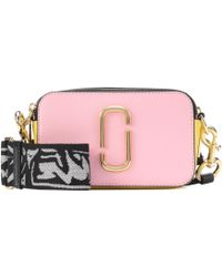 Marc Jacobs - Snapshot Small Leather Camera Bag - Lyst