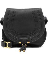 Chloé Marcie shoulder bag - Nero