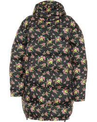 Gucci Floral Down Jacket - Multicolor