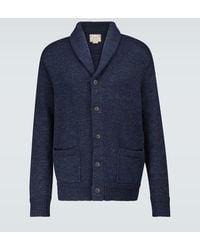 Polo Ralph Lauren Cardigan in cotone - Blu