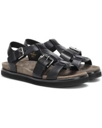 Church's - Britney Leather Sandals - Lyst
