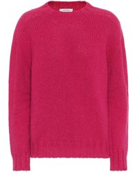 Dorothee Schumacher Heavenly Touch Cashmere Sweater - Pink