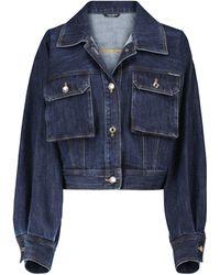 Dolce & Gabbana Denim Jacket - Blue