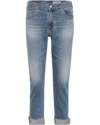 AG Jeans - The Ex-boyfriend Slim Jeans - Lyst