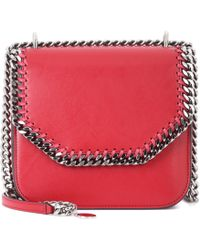 Stella McCartney | Falabella Box Mini Shoulder Bag | Lyst