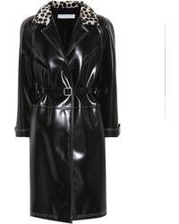 Philosophy Di Lorenzo Serafini | Faux Leather Coat | Lyst