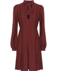 Giambattista Valli - Long Sleeved Minidress - Lyst
