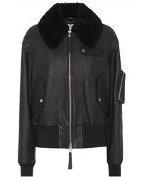 Public School - Guilia Leather Jacket - Lyst
