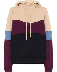Alo Yoga Cotton-blend Hoodie - Multicolour