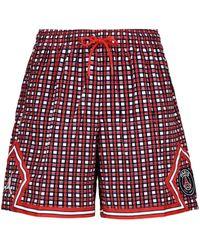 Nike Shorts Jordan Paris Saint-Germain - Rot