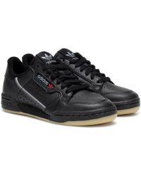 adidas Originals - Sneakers Continental 80 aus Leder - Lyst