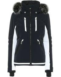Toni Sailer Henni Hooded Ski Jacket - Black