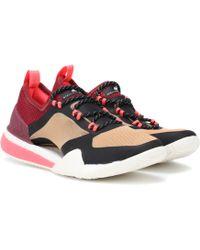 2cf733303 Lyst - adidas By Stella McCartney Crazymove Bounce Fabric Sneakers