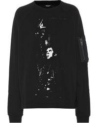 Undercover - Printed Cotton Sweatshirt - Lyst