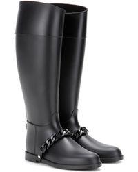Givenchy - Eva Chain PVC Rainboots - Lyst