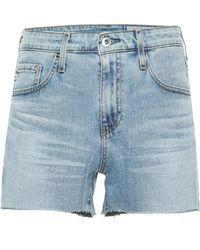 AG Jeans Shorts di jeans Mikkel - Blu