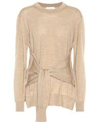 Chloé - Wool Sweater - Lyst