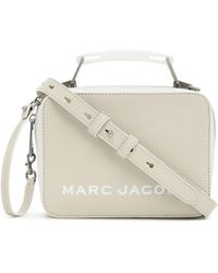 Marc Jacobs The Textured 23 box-style crossbody bag - Multicolore