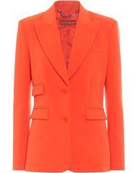 Altuzarra Exclusive To Mytheresa – Cornwall Blazer - Orange