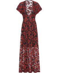 Ganni - Exclusive To Mytheresa.com – Flynn Lace Dress - Lyst