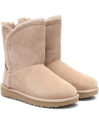 UGG Ankle Boots Classic Short - Pink