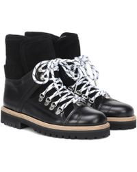 Ganni - Mountain Ankle Boots - Lyst