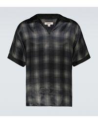 Phipps Oasis Short-sleeved Shirt - Black
