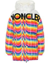 Moncler Genius Mia Winter Jacket - Multicolour