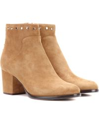 Jimmy Choo - Melvin 65 Suede Ankle Boots - Lyst