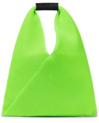 MM6 by Maison Martin Margiela - Tote Japanese Small aus Mesh - Lyst