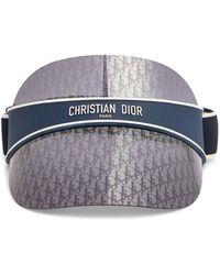 Dior Diorclub V1u Visor - Blue