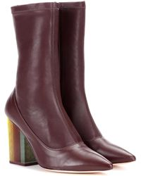 Zimmermann - Leather Ankle Boots - Lyst