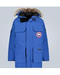 Canada Goose Parka Expedia - Bleu