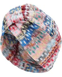Missoni Knitted Turban - Multicolor