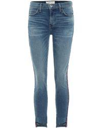 Current/Elliott - The Stilleto Skinny Jeans - Lyst